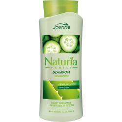 Joanna Naturia Family szampon do włosów z ogórkiem i aloesem 750ml