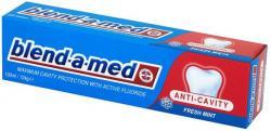 Blend-a-med 100ml świeża mięta przeciwpróchnicza