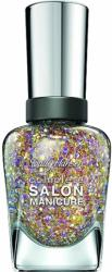 Sally Hansen lakier do paznokci 010 Twinkle Toes-ty Complete Salon Manicure