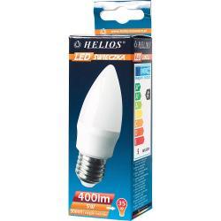 Helios LED żarówka świecowa 230V 5W E27