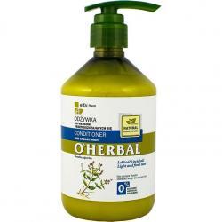O Herbal odżywka do włosów 500ml Mięta (włosy przetłuszczające się)