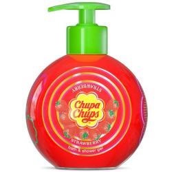 Bi-es płyn do kąpieli Chupa Chups Strawberry 300ml