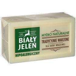 Biały Jeleń naturalne mydło 150g
