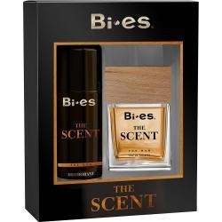 Bi-es zestaw The Scent (woda toaletowa+dezodorant)