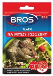 Bros płatki na myszy 50g