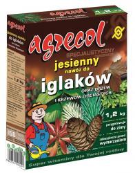 Agrecol nawóz jesienny do roślin iglastych 1,2kg