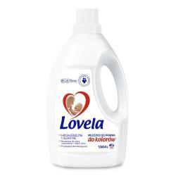 Lovela hipoalergiczne mleczko do prania kolor 1,504L