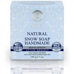 Natura Siberica mydło w kostce śnieżne 100g