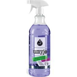 Mill Clean UMYJE płyn do szyb 1,22L Maciejka