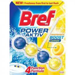 Bref Power Aktiv Lemon kulki - kostka do WC