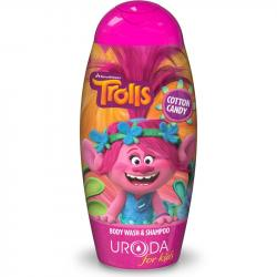 Bi-es Trolls szampon i żel pod prysznic 250ml