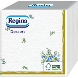 Regina serwetki 25x25cm 55 sztuk Kwiaty