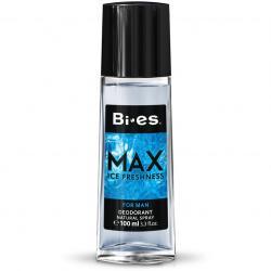Bi-es MAX Ice Freshness dezodorant perfumowany 100ml