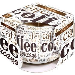 Bispol świeca zapachowa w szkle kawa 1szt