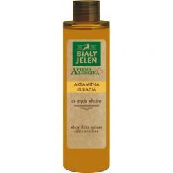 Biały Jeleń Apteka Alergika kuracja do mycia włosów 250ml