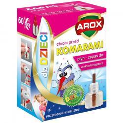 Arox elektro płyn do urządzenia 60 nocy dla dzieci