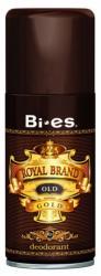 Bi-es dezodorant męski Royal Brand Gold 150ml