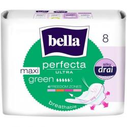 Bella podpaski Perfecta ultra maxi green a8