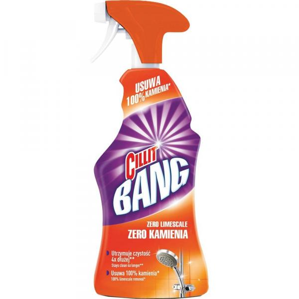 Cillit Bang kamień i rdza spray 750ml