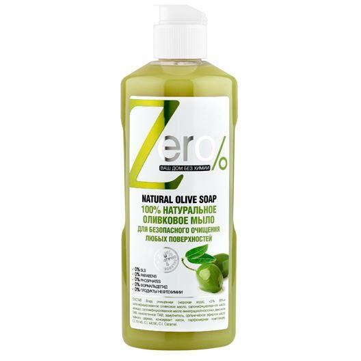 Ekologiczne mydło ZERO do różnych powierzchni 500 ml