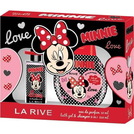 La Rive Myszka Minnie Zestaw kosmetyków dla dziewczynek