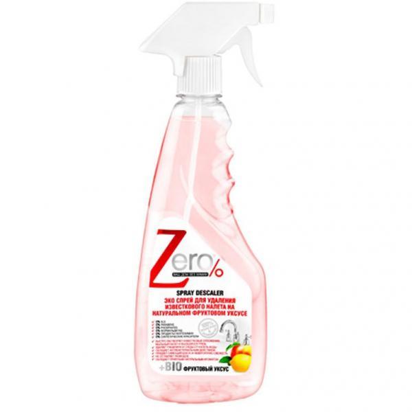 Naturalny płyn czyszczący do łazienek ZERO 420 ml