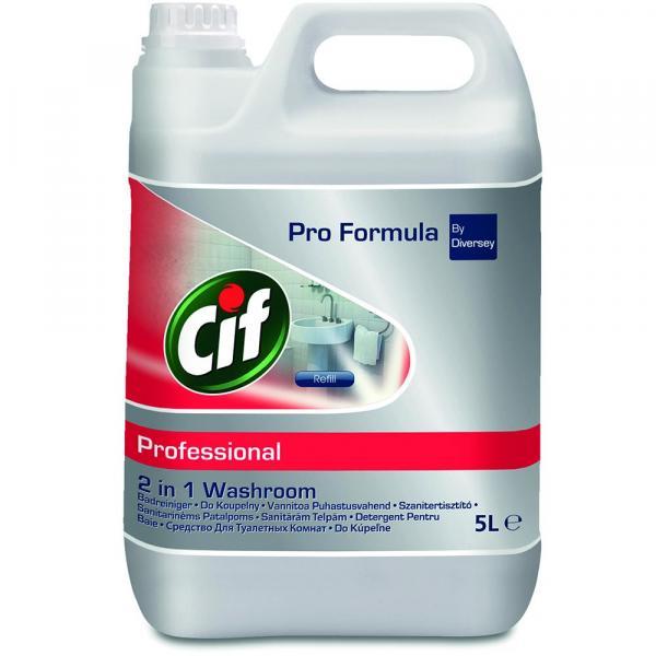 Cif Professional płyn do mycia łazienek 5L
