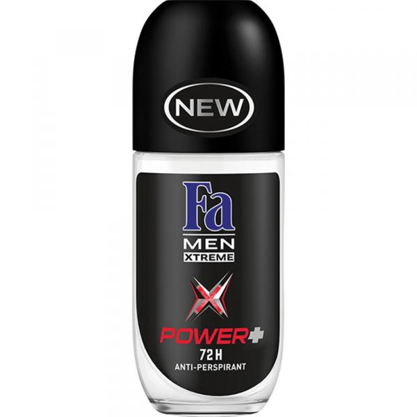 Fa roll-on MEN Xtreme Power+ 50ml