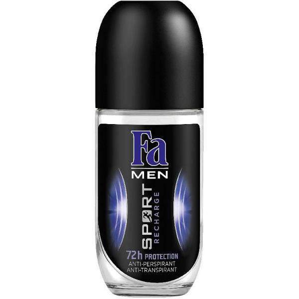 Fa roll-on MEN Sport Recharge 50ml