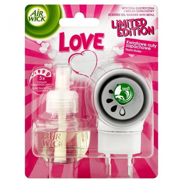 Air Wick elektryk Love edycja limitowana