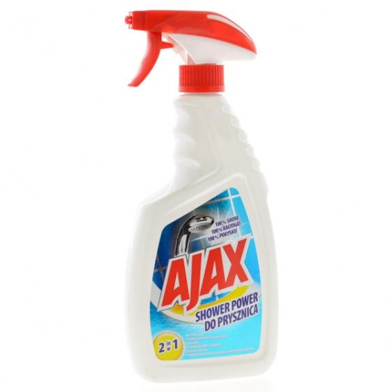 Ajax Shower Power Spray Do Prysznica 600ml
