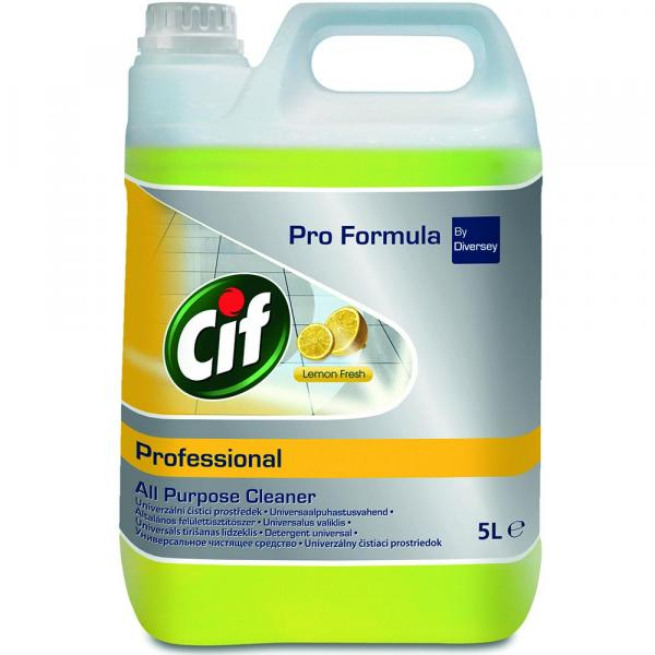 Cif Professional płyn uniwersalny 5L lemon fresh