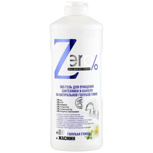 Płyn ZERO do czyszczenia łazienek i płytek 500 ml