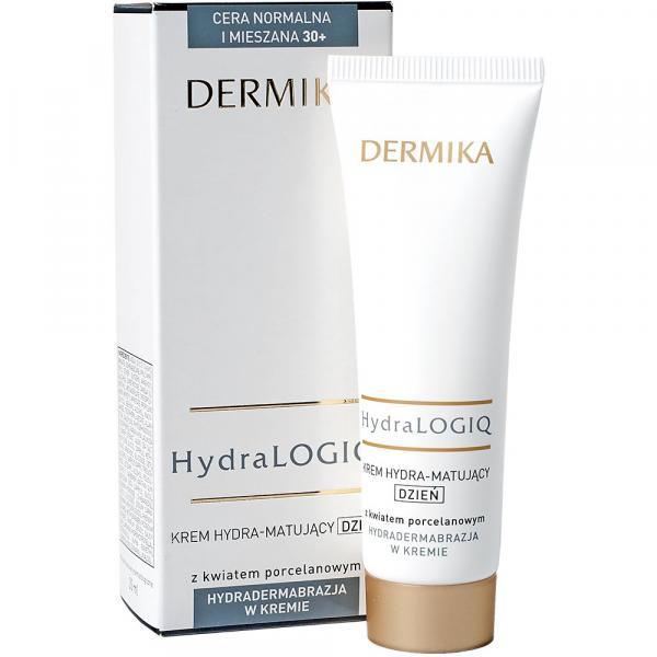 Dermika HydraLogiq krem hydra-matujący na dzień
