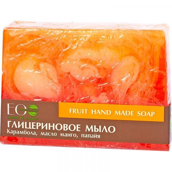 EOlab glicerynowe mydło w kostce 130g Owocowe